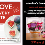 Love in Every Bite - Valentine's Contest