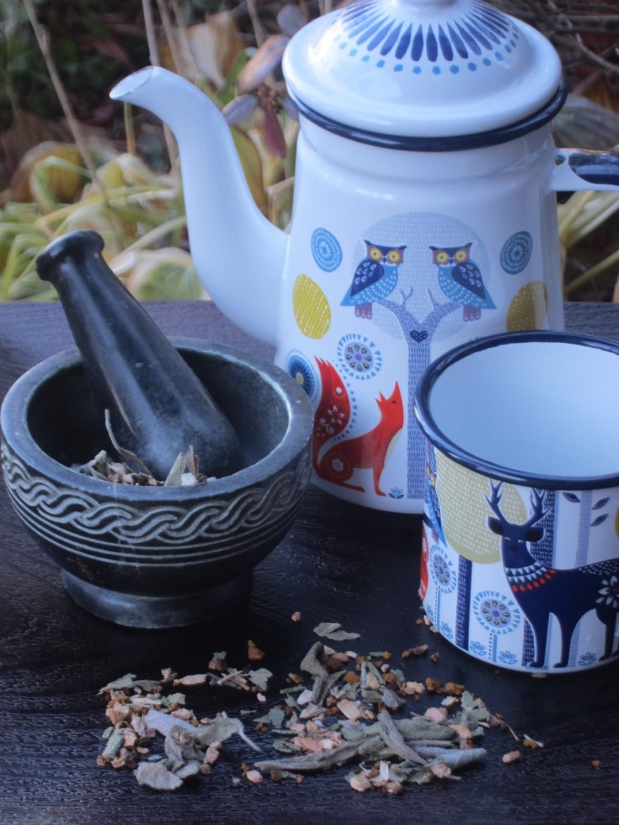 Cernunnos Tea Blend_Tea Set