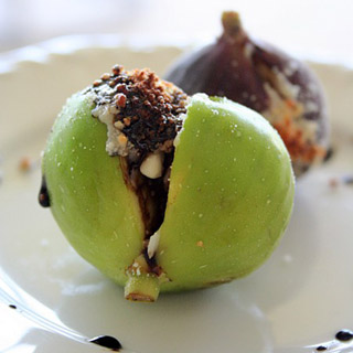 Nourish - Parmesan Stuffed Figs