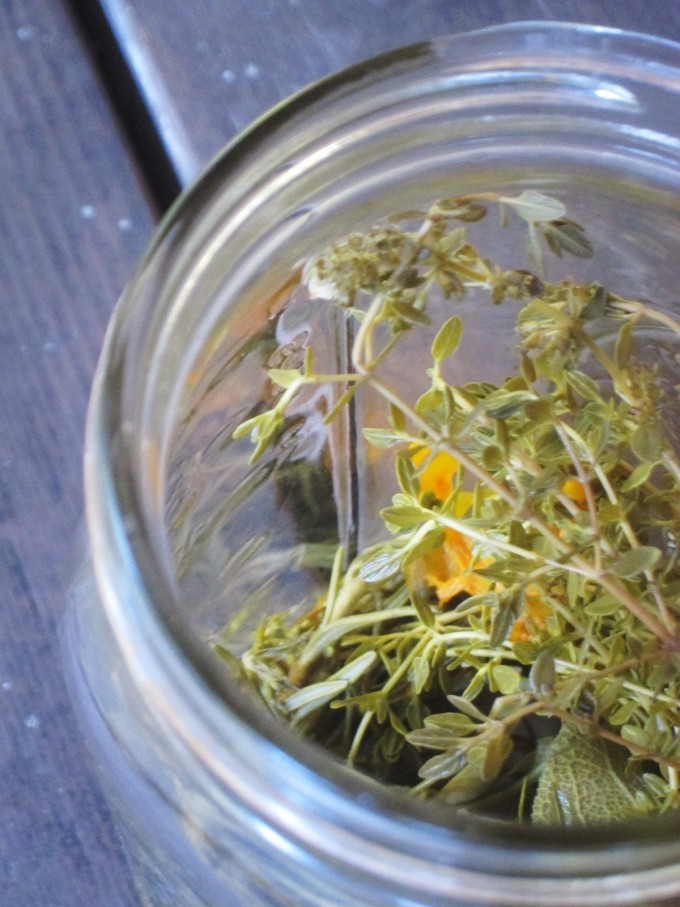 Preserving the Harvest: Herbal Vinegars, Not Just for Salads Anymore