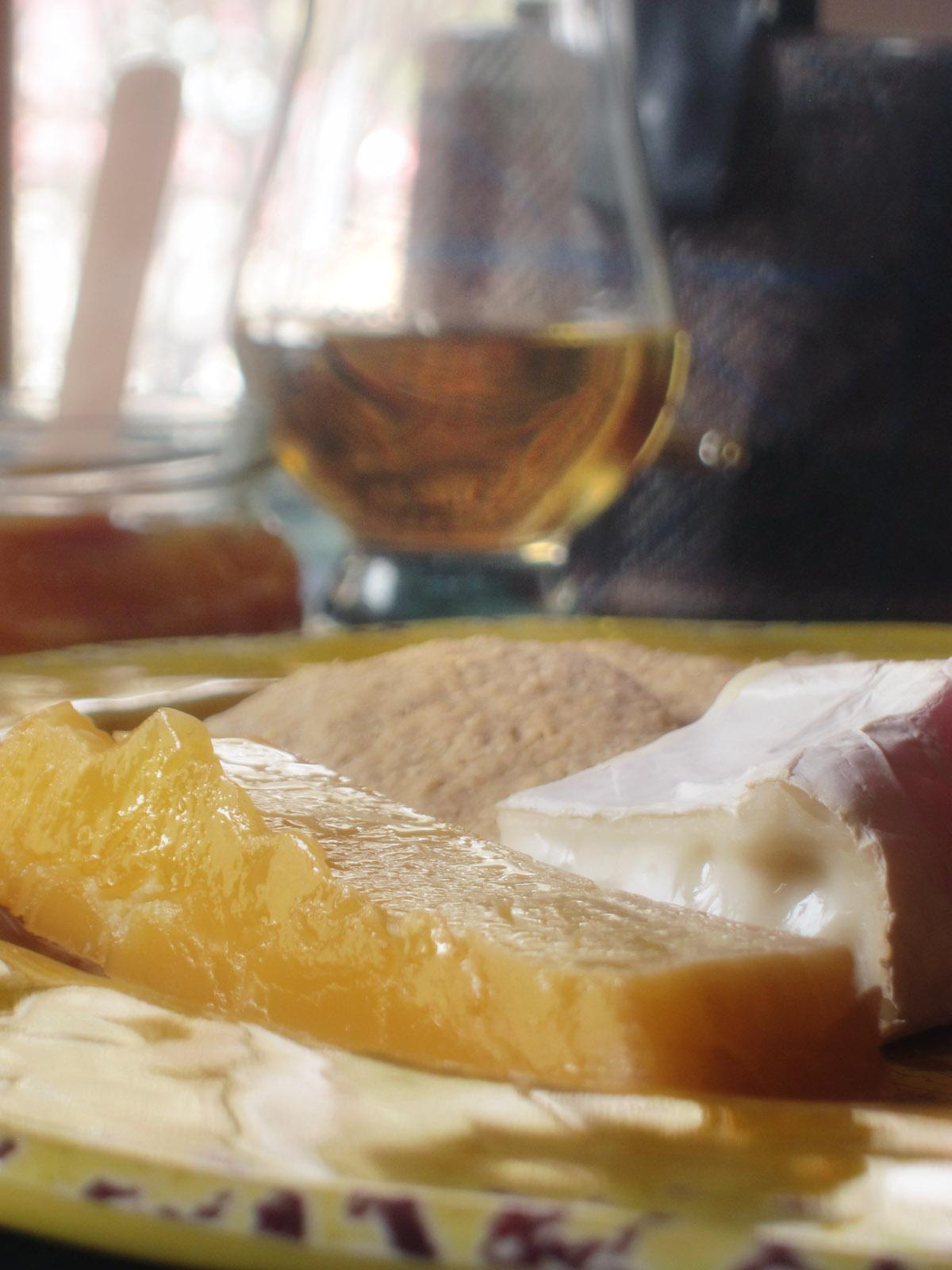 Plowman Lunch - Cheese