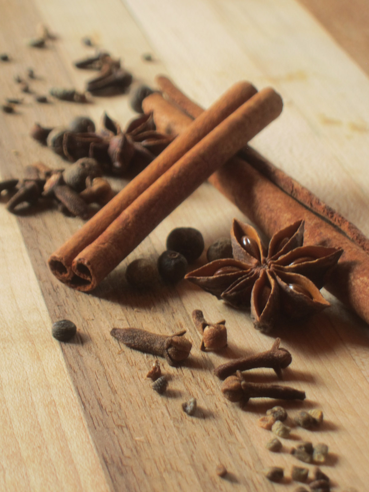 Chai Tea Spices