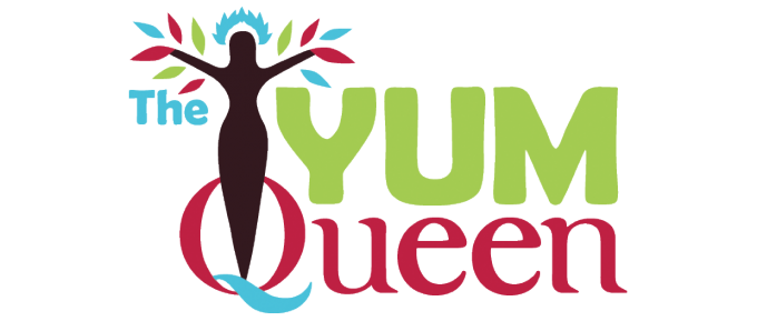 The Yum Queen Logo