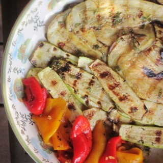 Perfectly Grilled Summer Vegetables with Sherry Vinegar and Honey Marinade