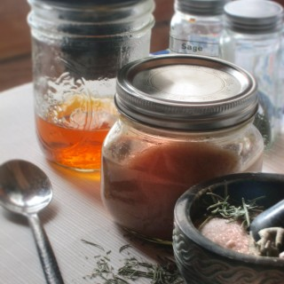 How and Why to Make a Cleansing and Energizing Salt Scrub